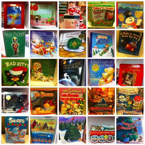 available at the santa claus christmas store - Books About Santa Claus 2
