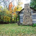 Explore the a re-created 1820s homestead and the area Abraham Lincoln lived from age 7 to 21 among the bright, fall foliage.