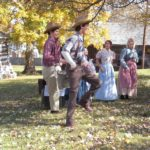Experience the olden days at Lincoln Pioneer Village & Museum during the Fall Rendezvous.