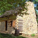 Experience the Living Historical Farm inside Lincoln Boyhood National Memorial.