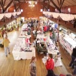 Browse three locations filled with vendors  from throughout the region.
