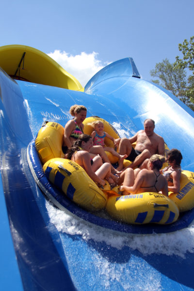 Holiday World Mammoth Water Slide
