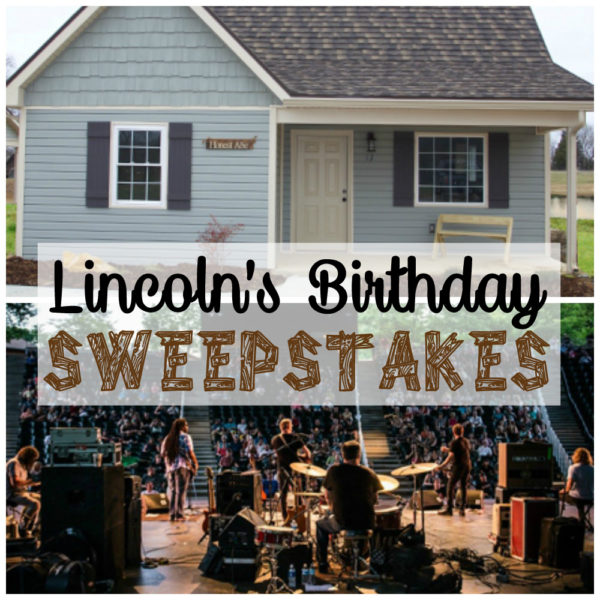 Mr  Lincoln's Birthday Sweepstakes - Santa Claus Indiana