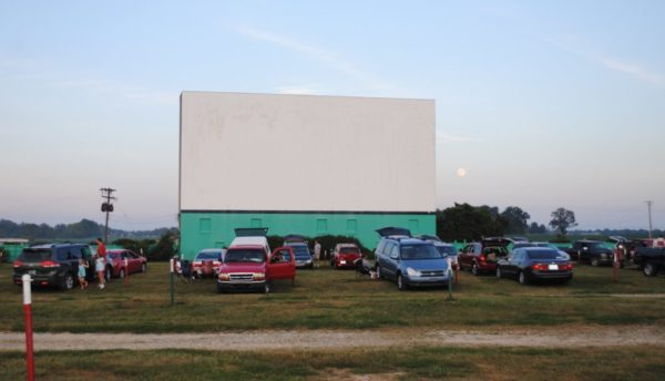 Local Drive-In Movie Theater