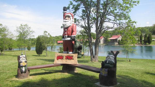 Santa's Lakeside Cottages