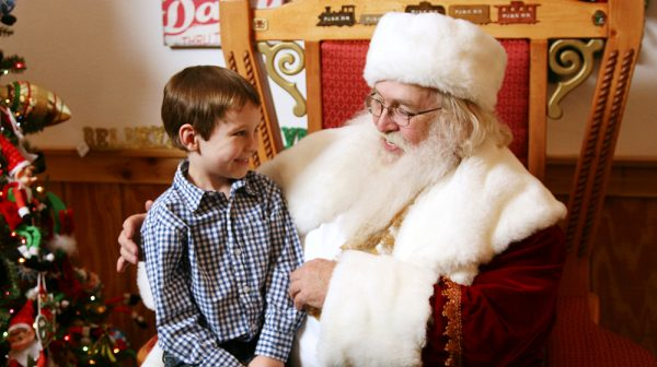 Christmas In Indiana.Santa Claus Christmas Celebration In Santa Claus Ind
