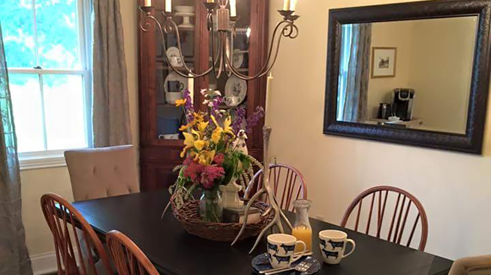 Corner House Bed Breakfast Near Rockport Indiana