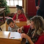 Write a letter to Santa at the Santa Claus Museum & Village and receive a response by Christmas.