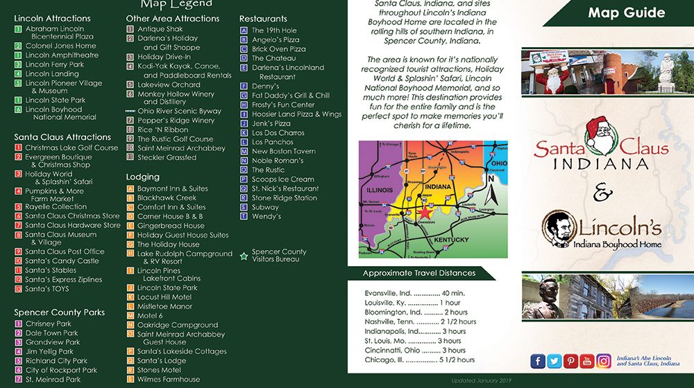 Download Maps for Santa Claus Attractions and Lincoln Sites on ma state map, ne state map, usa state map, indiana state physical map, california state map, florida state map, ecu state map, ari state map, wis state map, indiana state parks map, vol state map, new york state physical map, wyo state map, ny state map, indiana's state map, state of iowa county map, indiana and illinois state map, northern indiana state map, big indiana state map, indiana state city map,