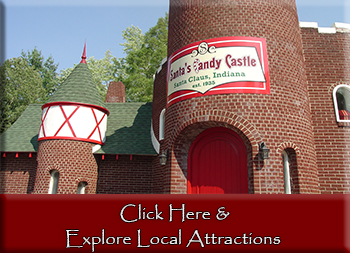 Things to do in Santa Claus Indiana