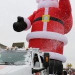 Always The Second Saturday Of December, The Santa Claus Christmas Parade Is A Favorite Among Many.