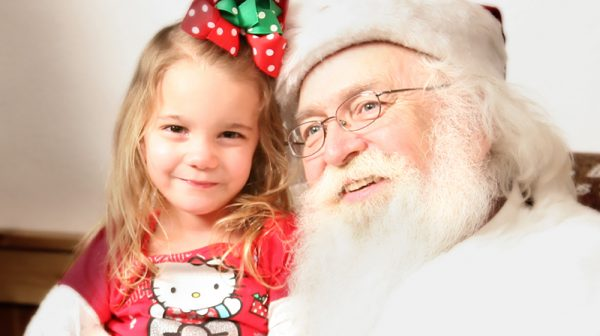 Visit with Santa- Smile and Say Cheese
