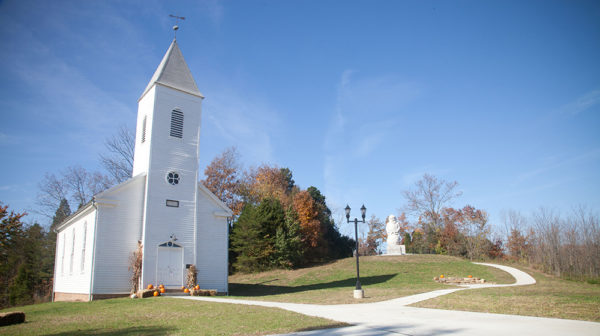 20 things to do this fall feature photo santa claus church