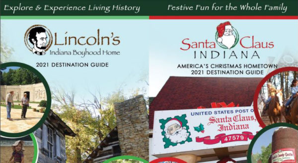 Spencer County Destination Brochure